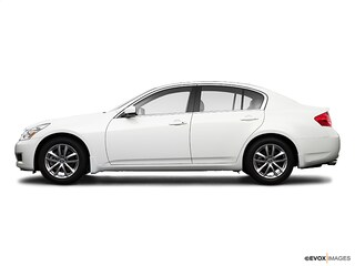 2009 INFINITI G37x Base Sedan