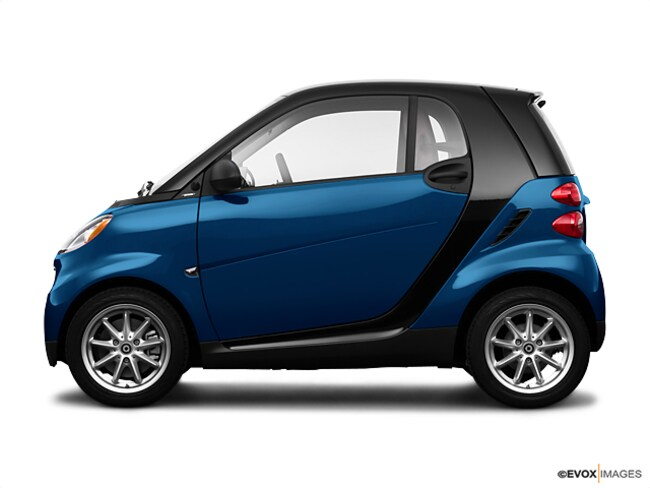 2009 Smart Fortwo Passion Coupe