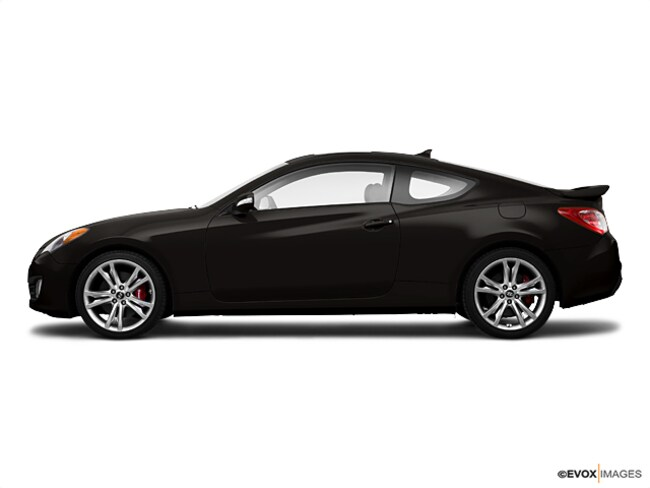 2010 Hyundai Genesis Coupe 3.8 Coupe