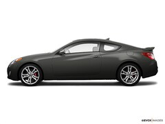 2010 Hyundai Genesis Coupe 3.8 Track Coupe