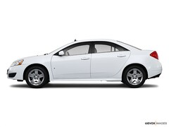 2009 Pontiac G6 4dr Sdn w/1SA *Ltd Avail* Sedan for sale in Brunswick, OH at Brunswick Subaru