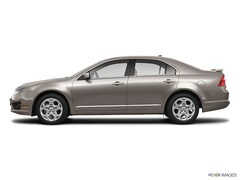 2010 Ford Fusion SE 4dr Car