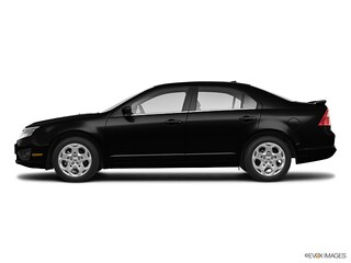 Used 2010 Ford Fusion SEL Sedan for Sale in Anchorage