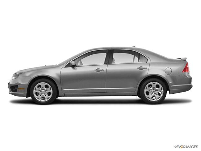 2010 Ford Fusion SE Sedan