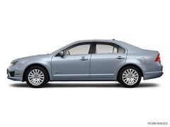 Bargain Used 2010 Ford Fusion Hybrid Sedan 3FADP0L39AR215693 near Baltimore