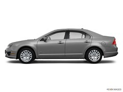 Bargain Used 2010 Ford Fusion Hybrid Base Sedan S342913A for Sale in Gaithersburg