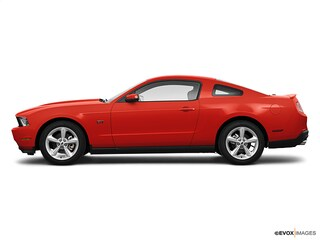Pre-Owned 2010 Ford Mustang GT Coupe in Dublin, CA