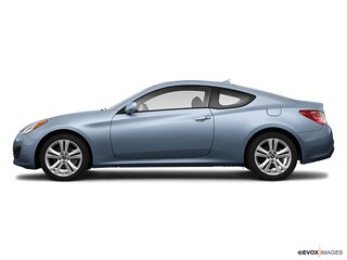 2010 Hyundai Genesis Coupe 2.0T Coupe