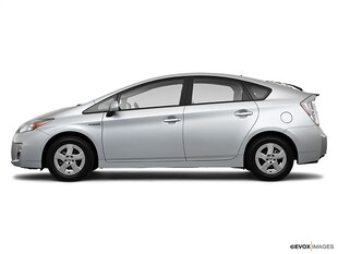 2010 Toyota Prius II Sedan