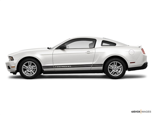 2010 Ford Mustang 2DR CPE V6 Coupe