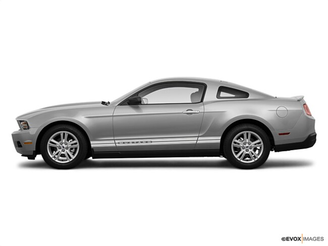 2010 Ford Mustang Base Coupe