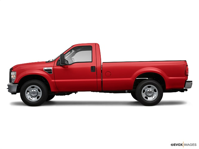 2009 Ford F-350 Truck Regular Cab