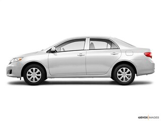 Used 2010 Toyota Corolla LE Sedan 0M80072A near San Antonio, TX
