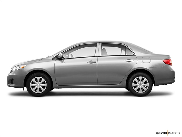 2010 Toyota Corolla LE ALLOYS CRUISE Sedan