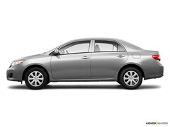 2010 Toyota Corolla LE Sedan I4 DOHC Dual VVT-i 1.8L 4-Speed Automatic A25454