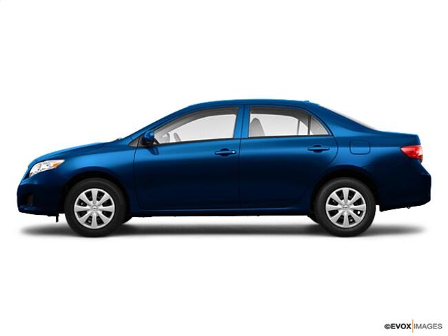 2010 Toyota Corolla S Germain Value Vehicle Sedan