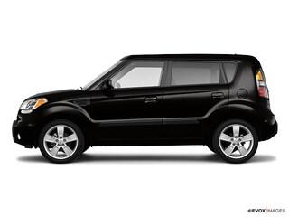 2010 Kia Soul Wagon