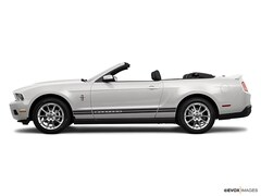 2010 Ford Mustang V6 Premium Convertible