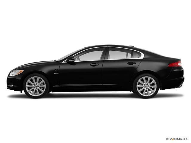 2010 Jaguar XF Supercharged Sedan