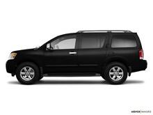 2010 Nissan Armada Platinum 4WD 4WD  Platinum
