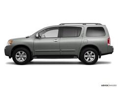 Used 2010 Nissan Armada Titanium SUV in Meridian, MS