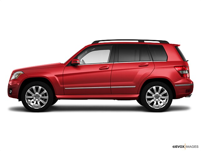 Used 2010 Mercedes-Benz GLK-Class GLK 350 4matic® SUV in Cary, NC near Raleigh