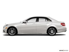 2010 Mercedes-Benz E-Class E550 4MATIC Sedan