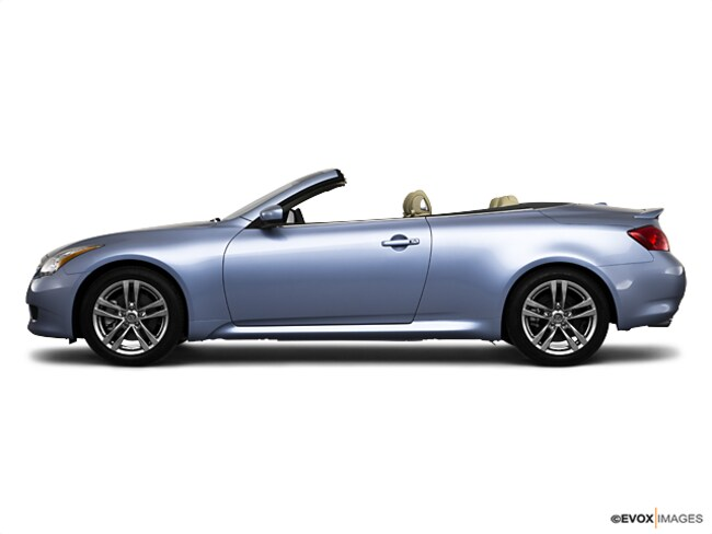 Used 2009 INFINITI G37 Base Convertible for sale in Cathedral City, CA