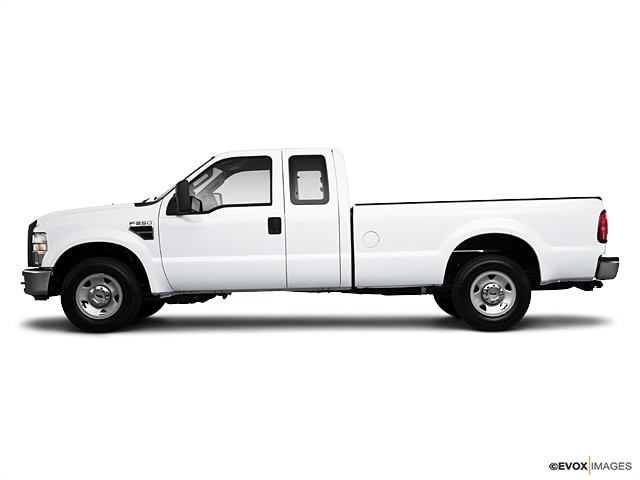 2010 Ford F-250 Extended Cab Truck