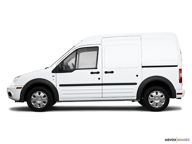 2010 Ford Transit Connect XLT Van Cargo Van