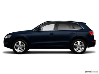 Pre-Owned 2010 Audi Q5 3.2 Premium (Tiptronic) SUV in Helena, MT