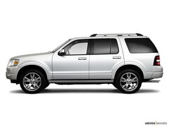 2010 Ford Explorer Limited SUV