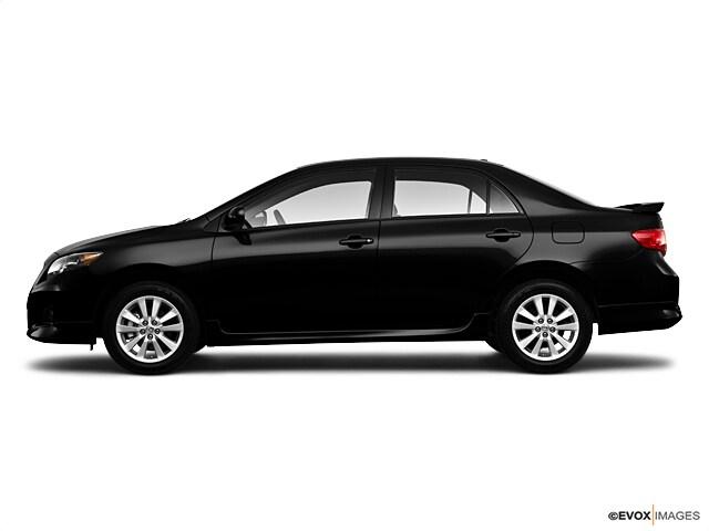 2010 Toyota Corolla S Sedan