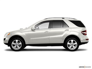 Pre-Owned 2010 Mercedes-Benz M-Class ML 350 SUV for sale in McKinney, TX