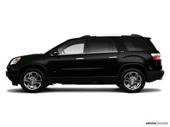 Used 2010 GMC Acadia SLT-2 SUV for sale in Burlington NC