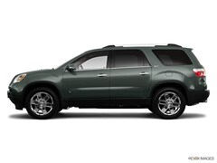 Used 2010 GMC Acadia SLT1 All Wheel Drive AWD  SLT1 for sale in Grand Rapids