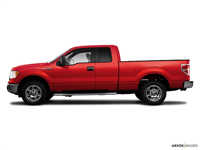 2010 Ford F-150 Extended Cab Pickup