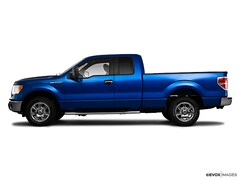Used 2010 Ford F-150 XL Extended Cab Pickup in Vandalia, OH