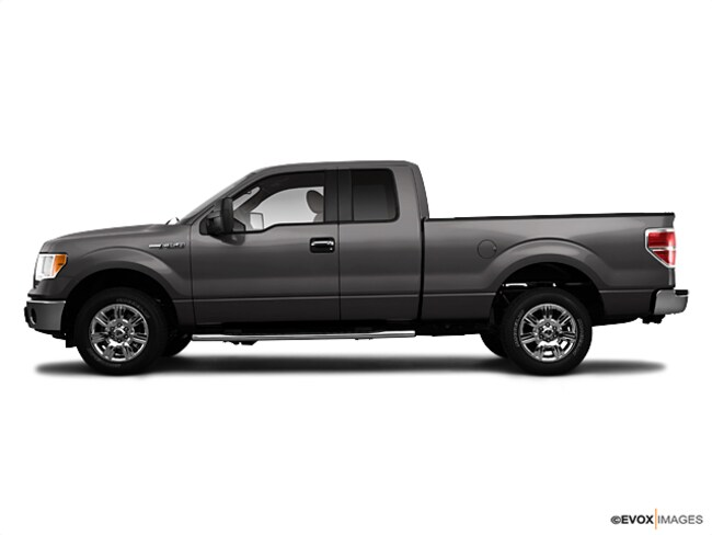 Pre-Owned 2010 Ford F-150 Pickup Truck in Davenport, IA