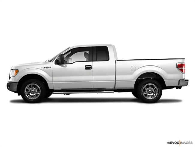 2010 Ford F-150 XL Extended Cab Truck