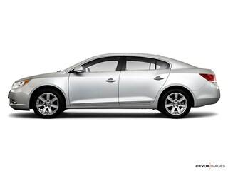 2010 Buick LaCrosse CXS Sedan
