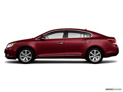 Used 2010 Buick Lacrosse CXL Sedan for sale in Triadelphia WV
