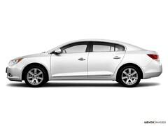 2010 Buick LaCrosse CXL Sedan