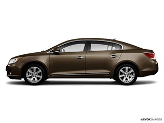 Used 2010 Buick LaCrosse CXL Sedan in South Burlington, VT