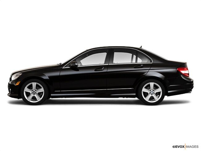 2010 Mercedes-Benz C-Class C300 Sedan