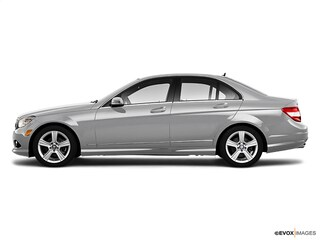 Pre-Owned 2010 Mercedes-Benz C-Class C300 4MATIC Sedan Des Moines IA