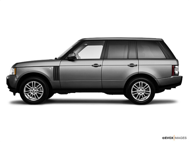 2010 Land Rover Range Rover HSE SUV