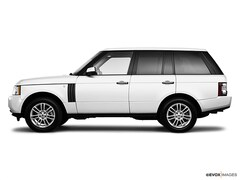 Used 2010 Land Rover Range Rover 4WD  HSE SUV in Knoxville, TN