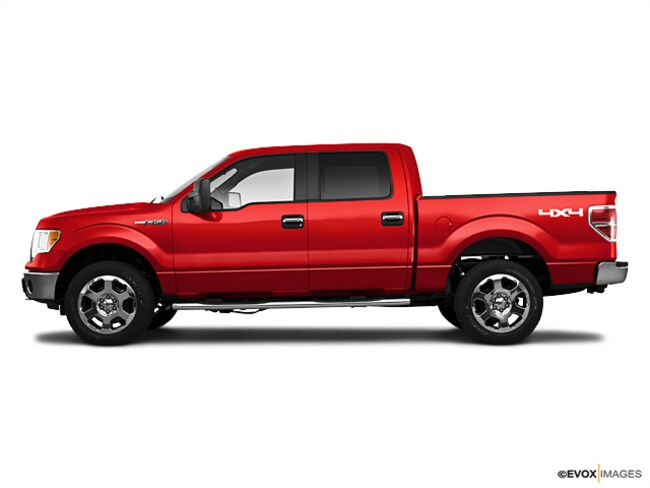 Used 2010 Ford F-150 Lariat Truck in Osseo, WI