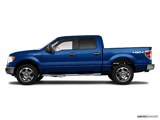 2010 Ford F-150 King Ranch Crew Cab Truck